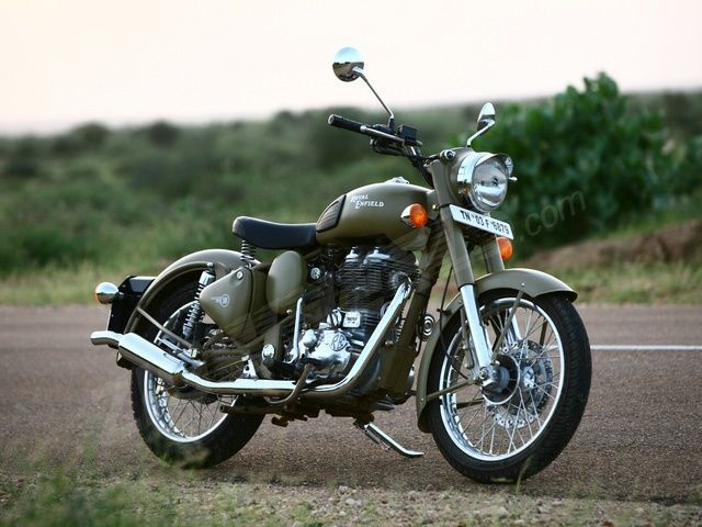 Enfield Bullet Classic 500 #4