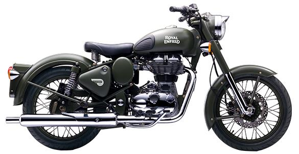 Enfield Bullet Classic 500 #3