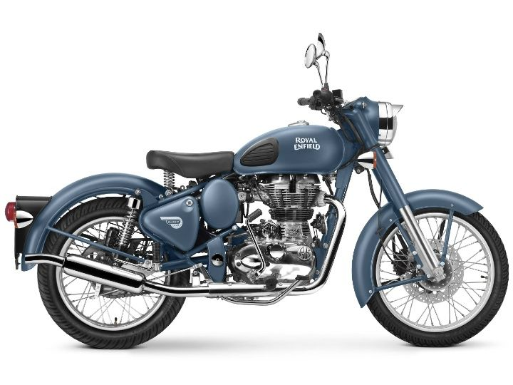 Enfield Bullet Classic 500 #1