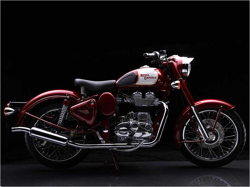 Enfield Bullet Classic 500 #5