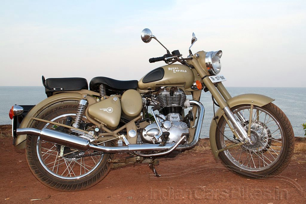 Enfield Bullet Classic 500 #7