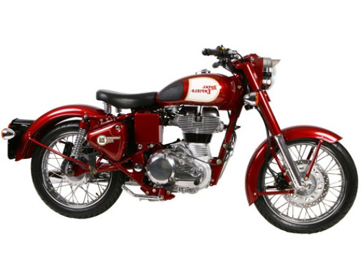 Enfield Bullet Classic 500 #6