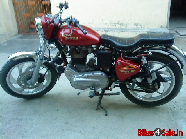 Enfield Bullet Electra 5S #4