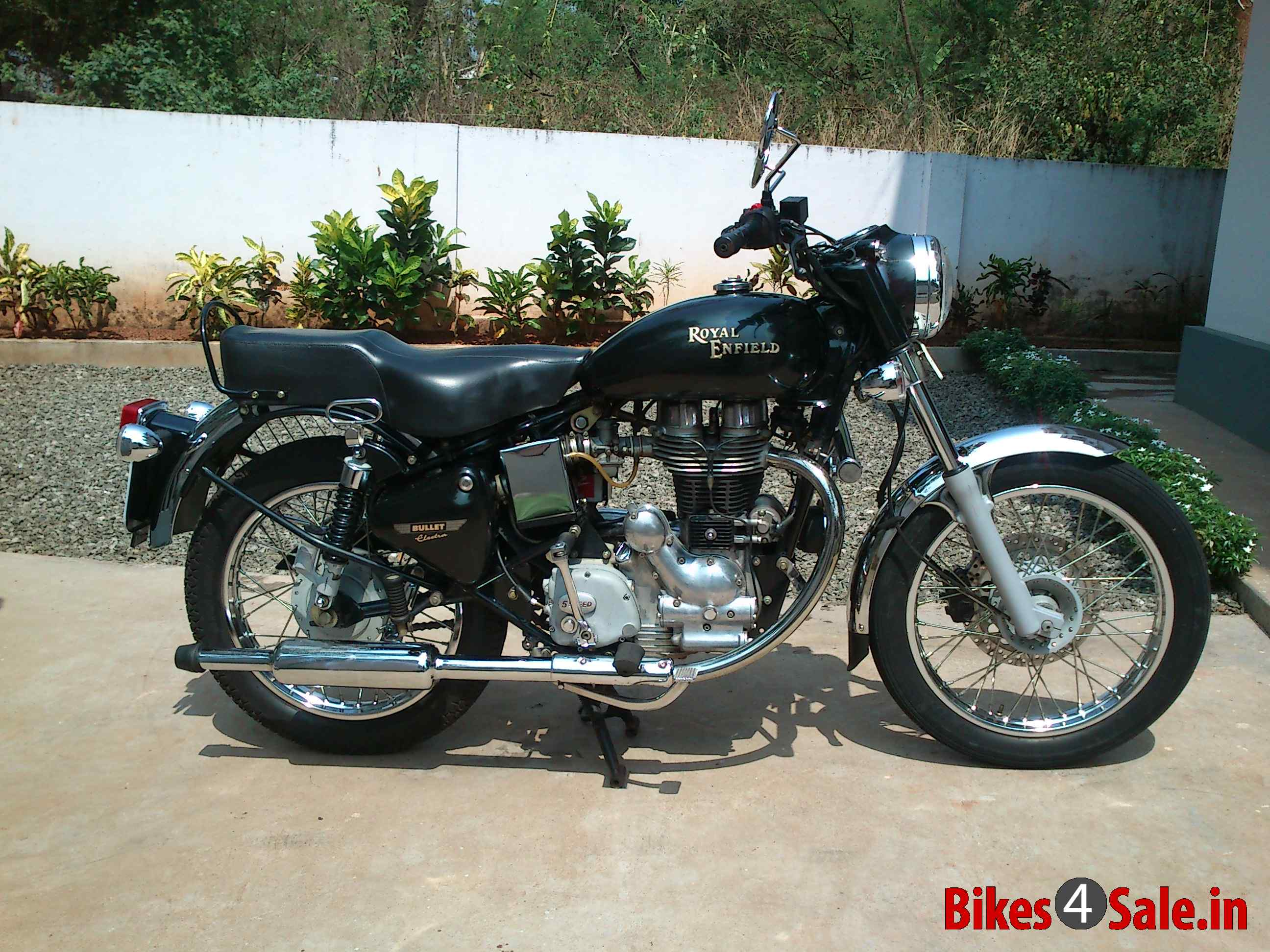 Enfield Bullet Electra 5S #2