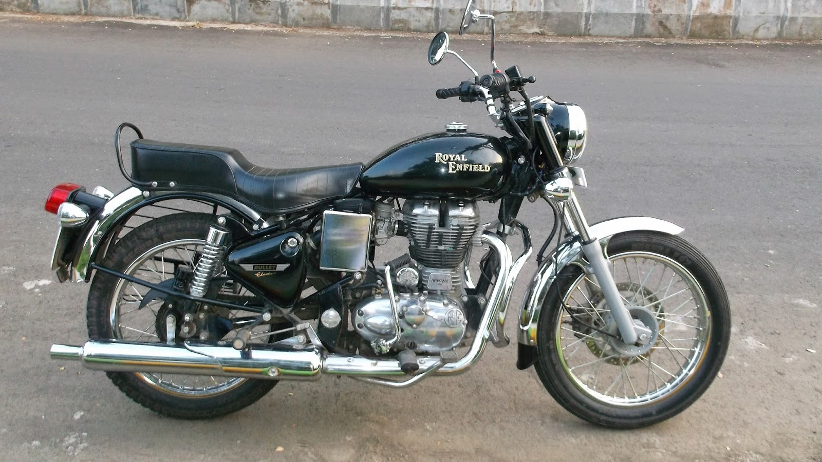 Enfield Bullet Electra 5S #8