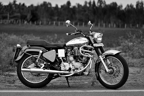 2009 Enfield Bullet Machismo #6