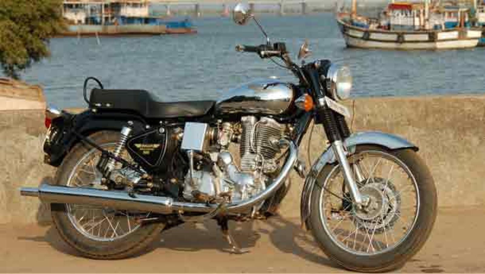 2009 Enfield Bullet Machismo #8