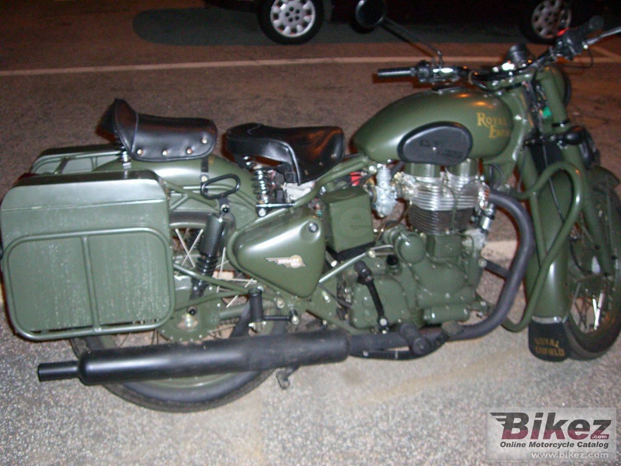2007 Enfield Bullet Military #5