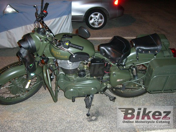 2007 Enfield Bullet Military #10