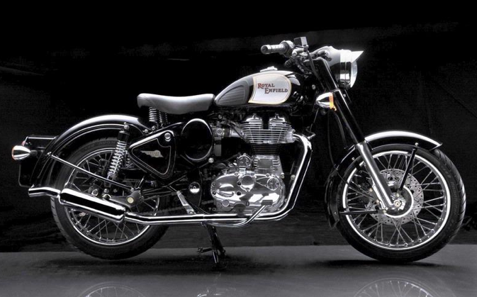 2010 Enfield Classic 500 #3