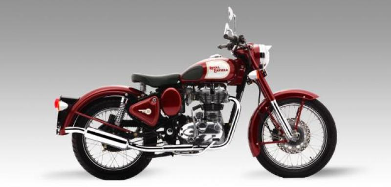 2010 Enfield Classic 500 #10