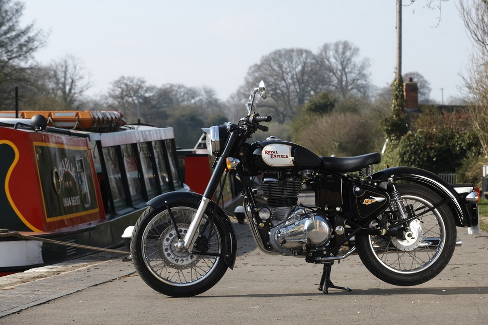 2010 Enfield Classic 500 #9