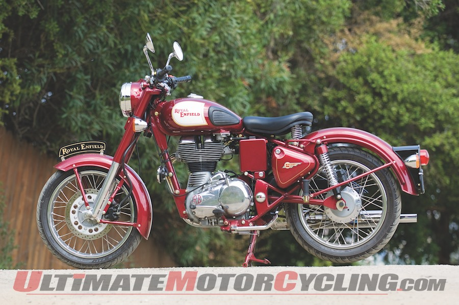 2010 Enfield Classic 500 #7