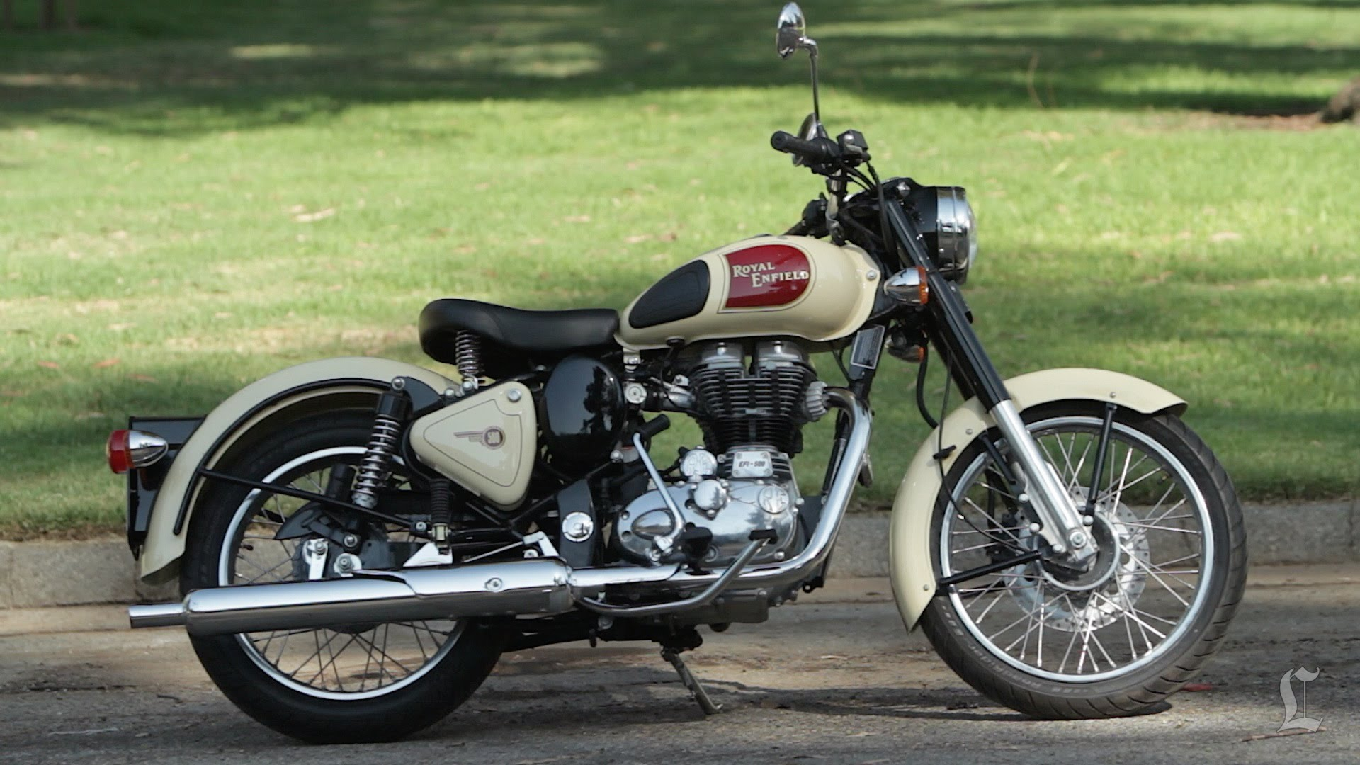 2010 Enfield Classic 500 #8