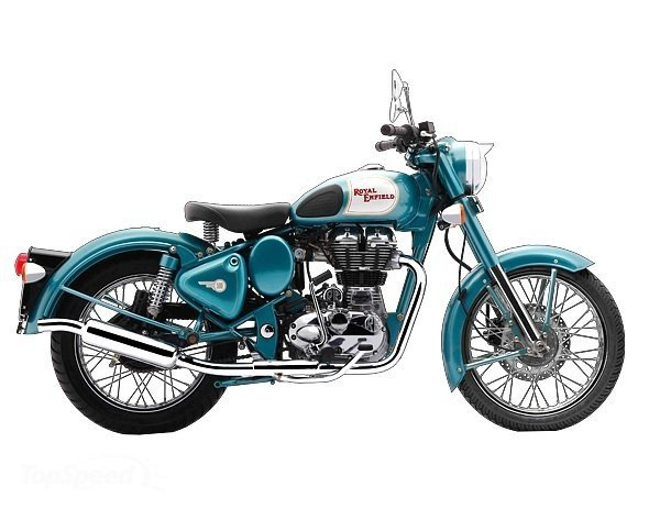 2010 Enfield Classic 500 #2