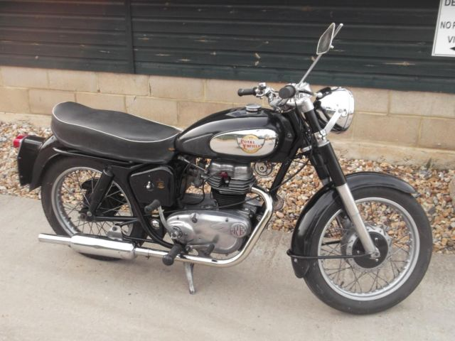 2004 Enfield Euro Classic 500 #5