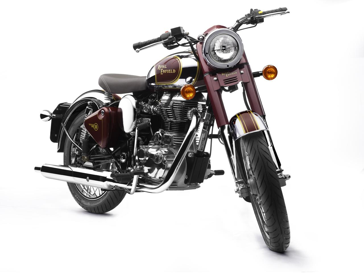 2004 Enfield Euro Classic 500 #4