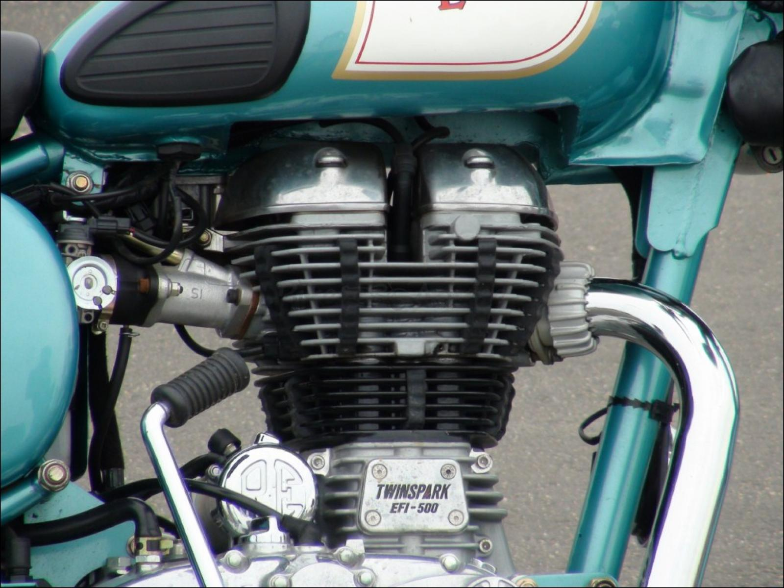 Enfield Euro Classic 500 #6