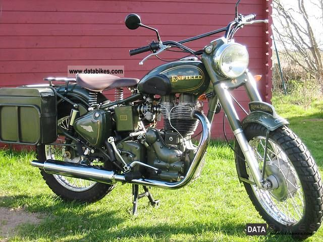 2004 Enfield Military 500 #5