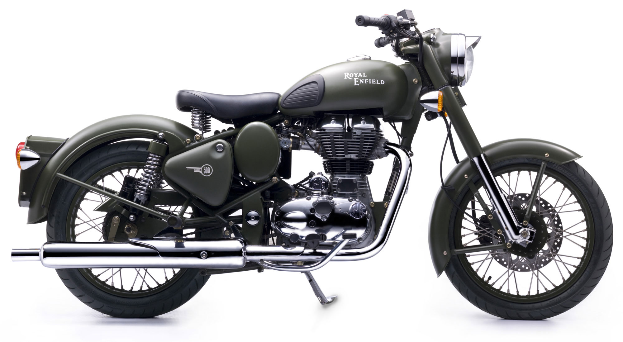 2004 Enfield Military 500 #4