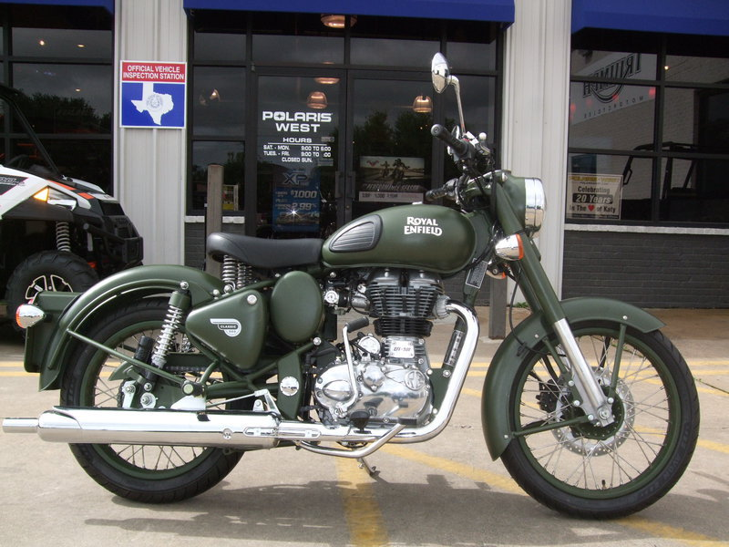 2004 Enfield Military 500 #8