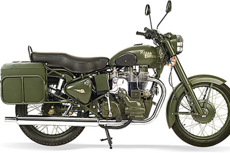 Enfield Military 500 #1