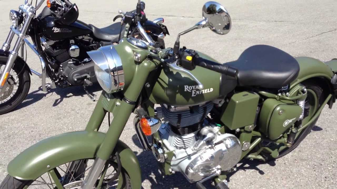 Enfield Military 500 #2