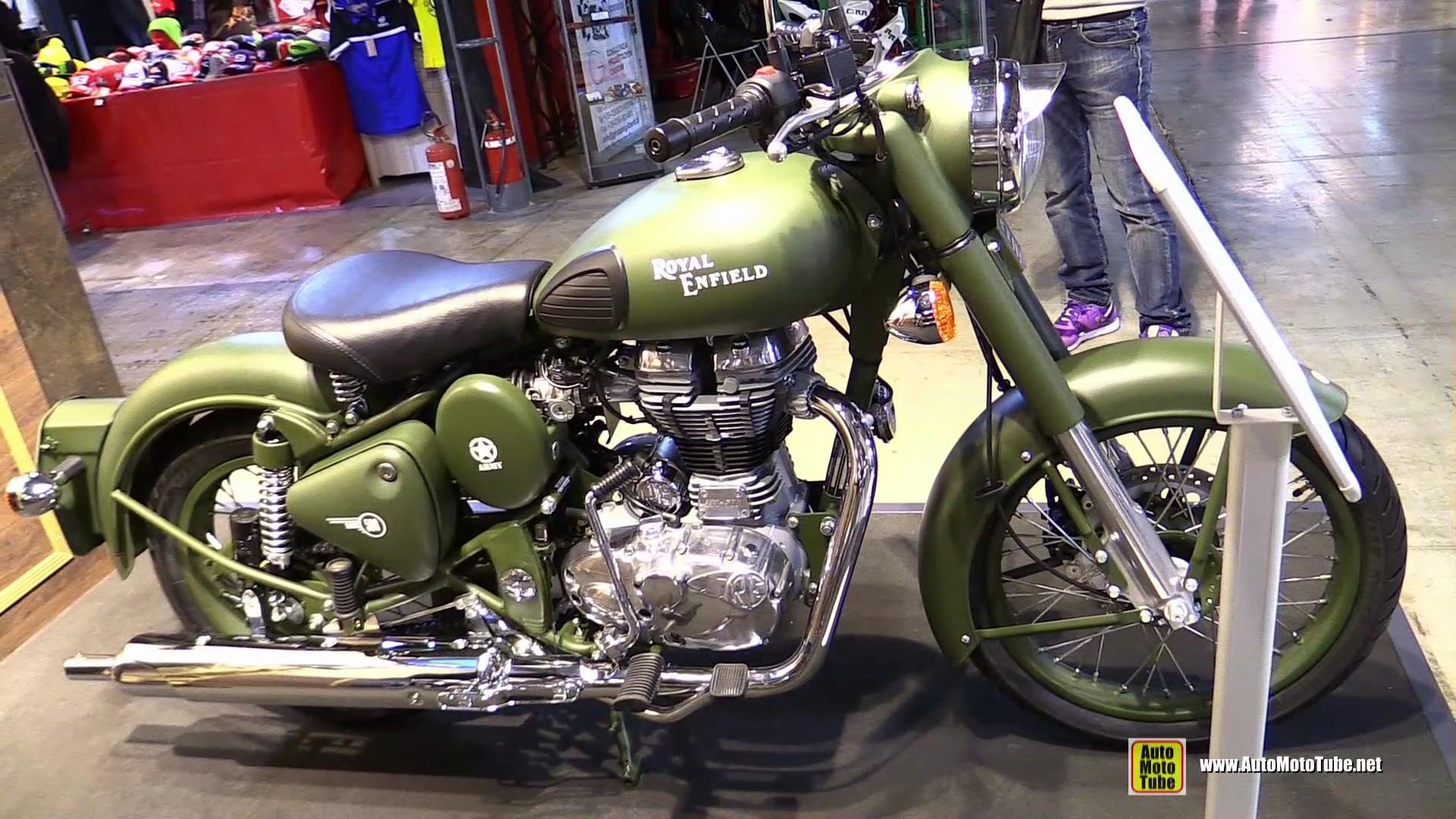 Enfield Military 500 #3
