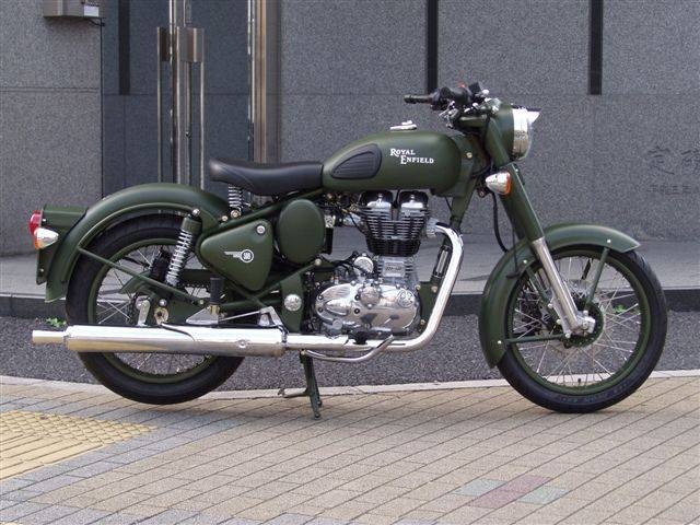 Enfield Military 500 #4
