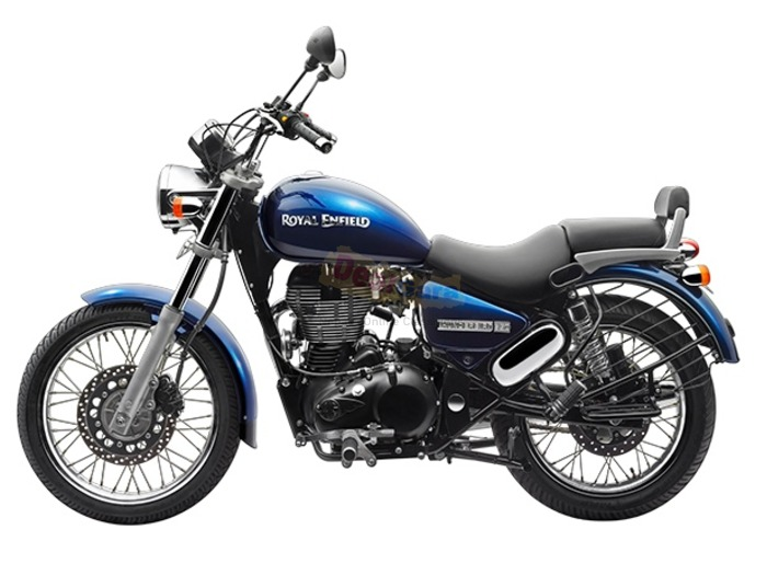 2004 Enfield US Classic 350 #8