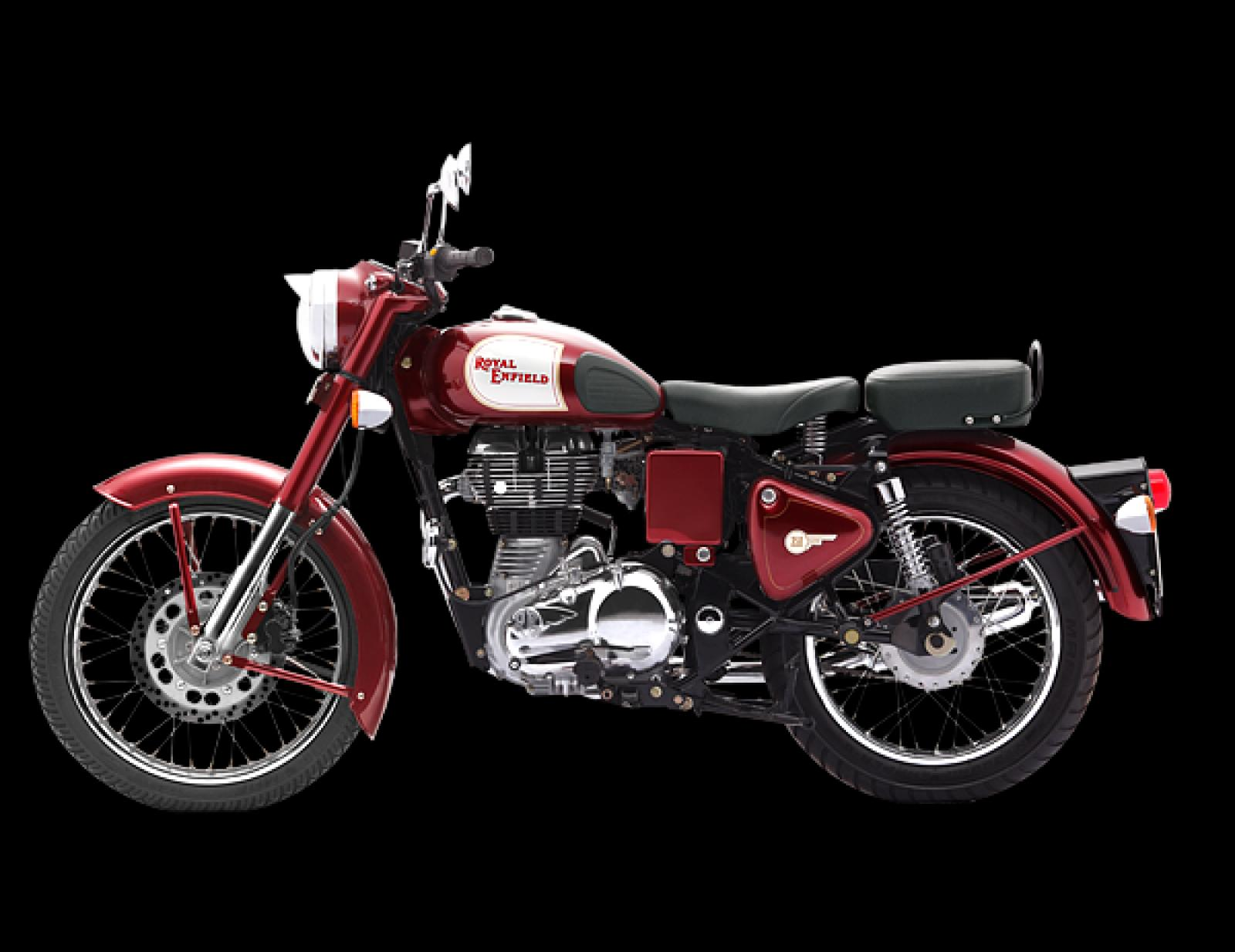 2004 Enfield US Classic 350 #10