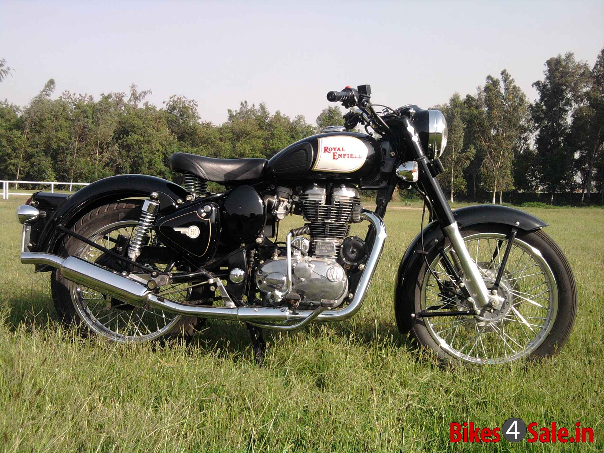 2004 Enfield US Classic 350 #9