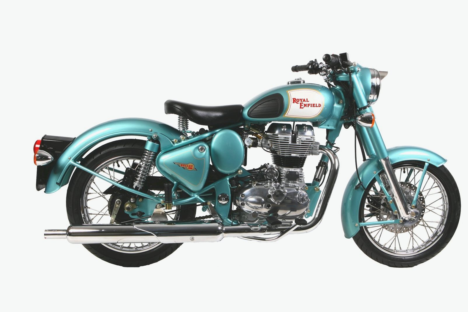 2004 Enfield US Classic 350 #4