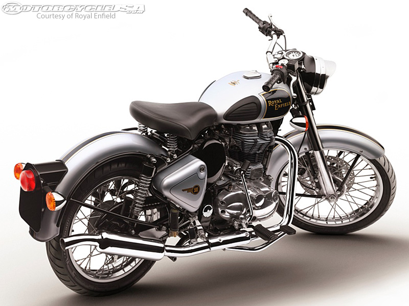 2004 Enfield US Classic 350 #5