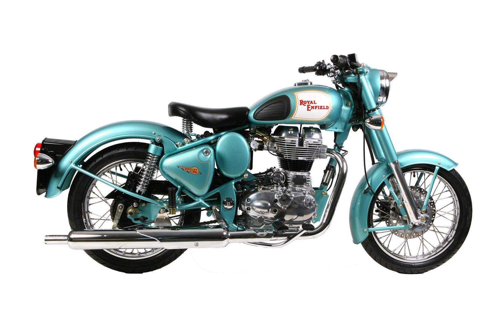 2004 Enfield US Classic 500 #7