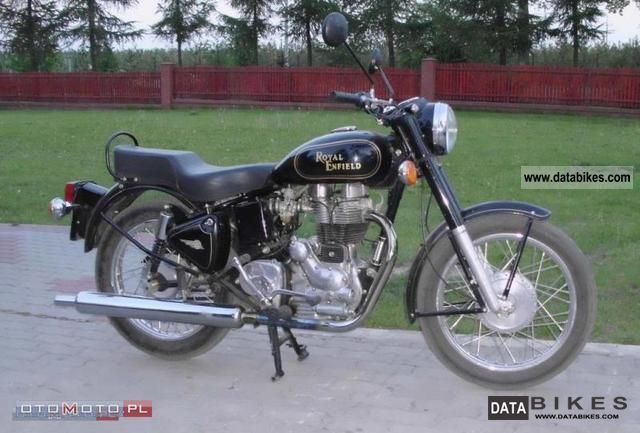 Enfield US Classic 500 #10