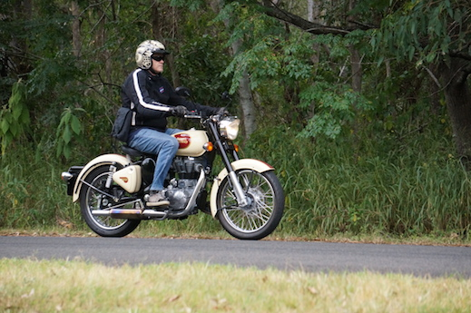Enfield US Classic 500 #9