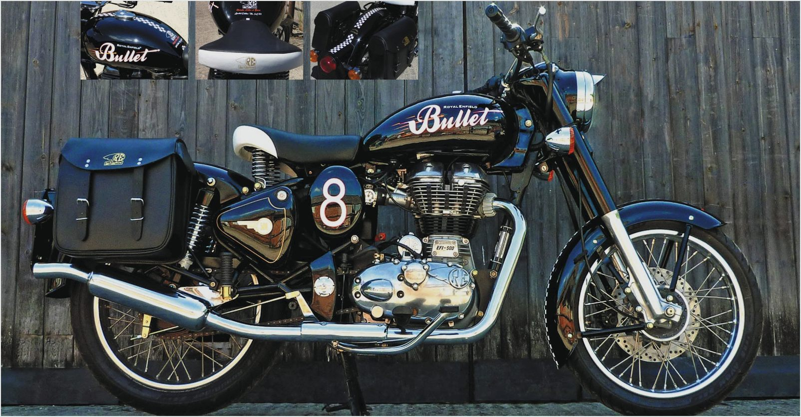 Enfield US Classic 500 #7