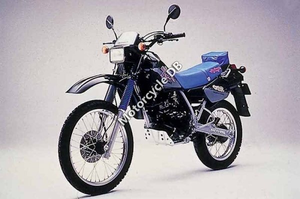 1987 Fantic 125 Sport HP 1 (reduced effect) #10
