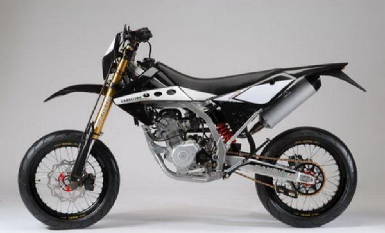 2009 Fantic Caballero Motard 125 Air #4
