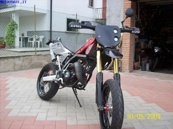Fantic Caballero Supersei Motard 50 #4