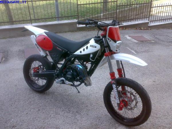 Fantic Caballero Supersei Motard 50 #2