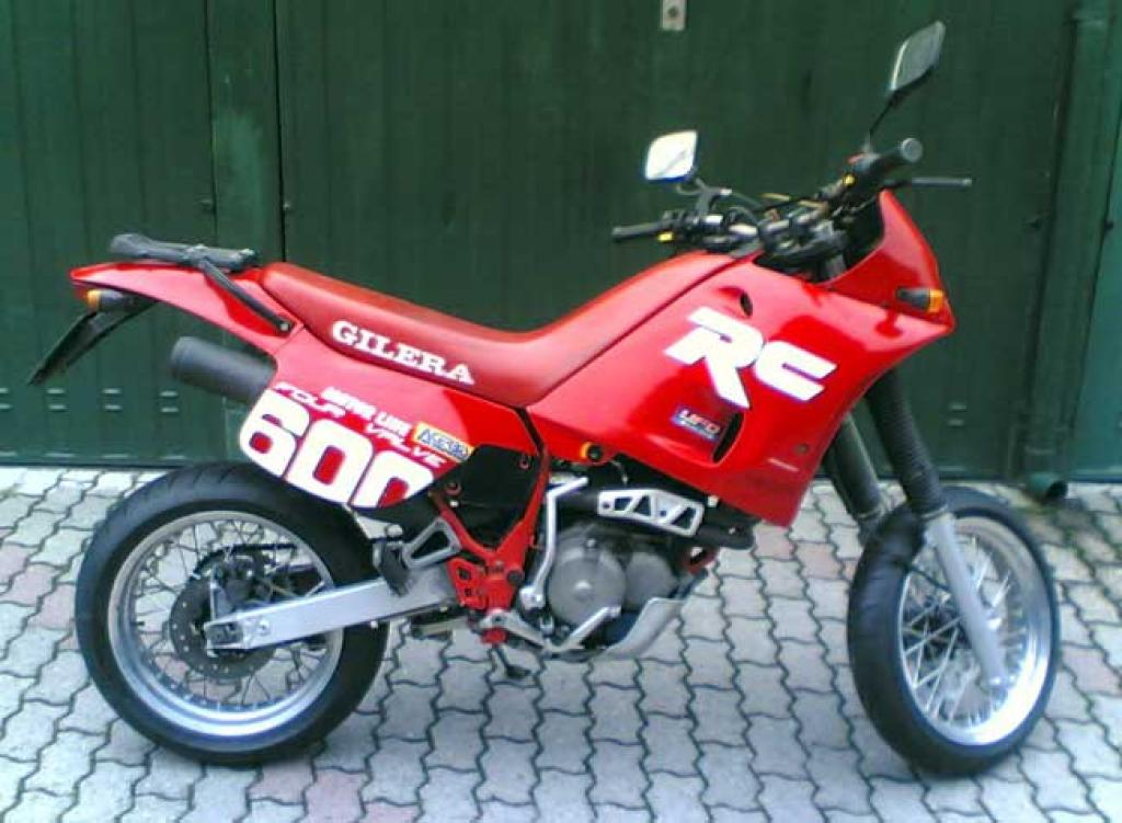 1992 Gilera 600 Nordwest (reduced effect) #8