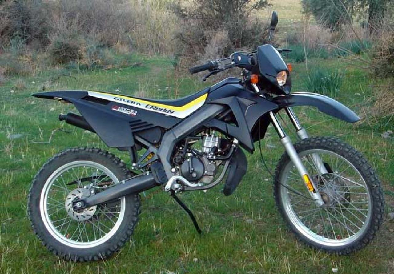 1992 Gilera 600 Nordwest (reduced effect) #5
