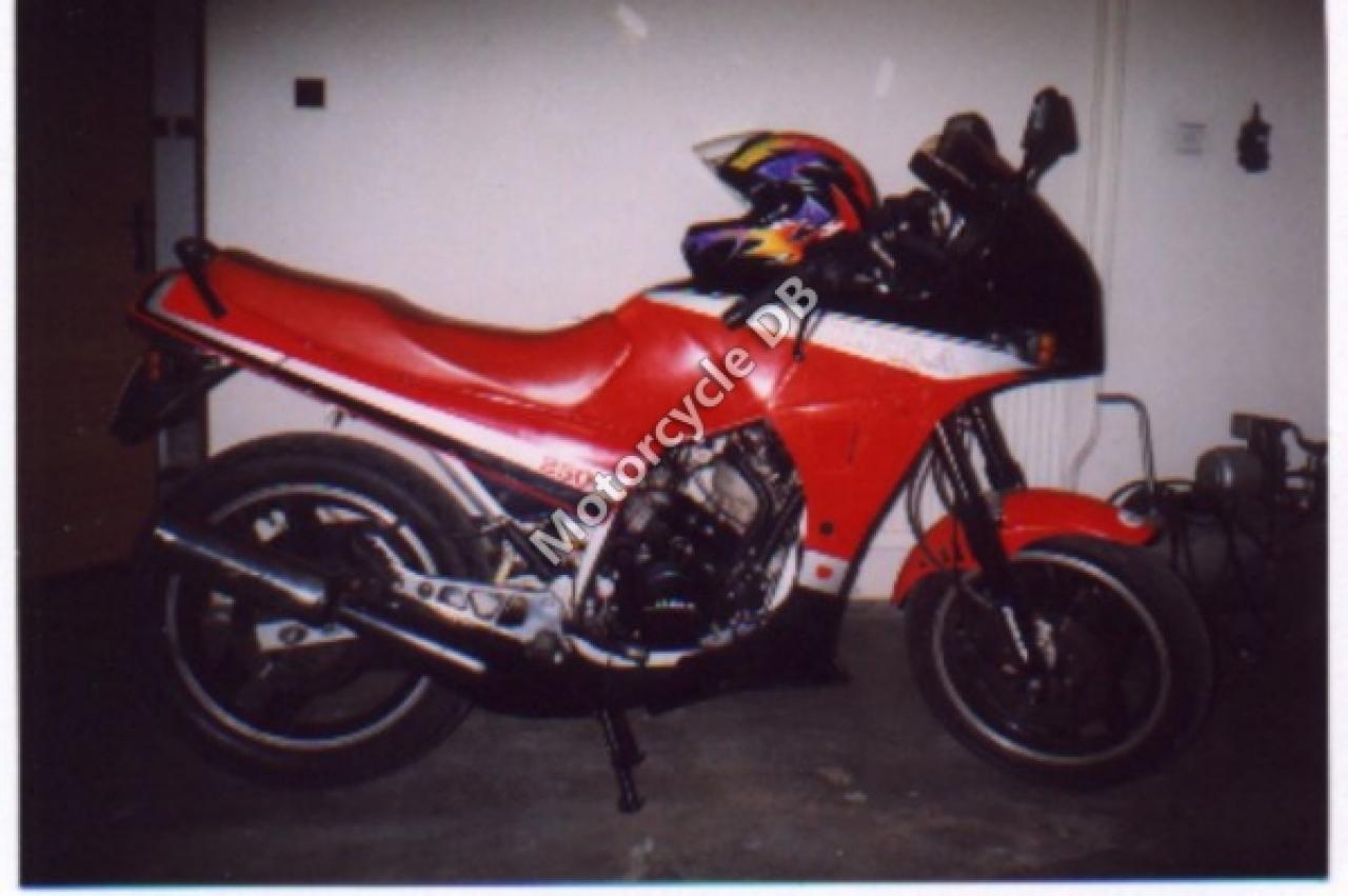 Gilera NGR 250 (reduced effect) #2