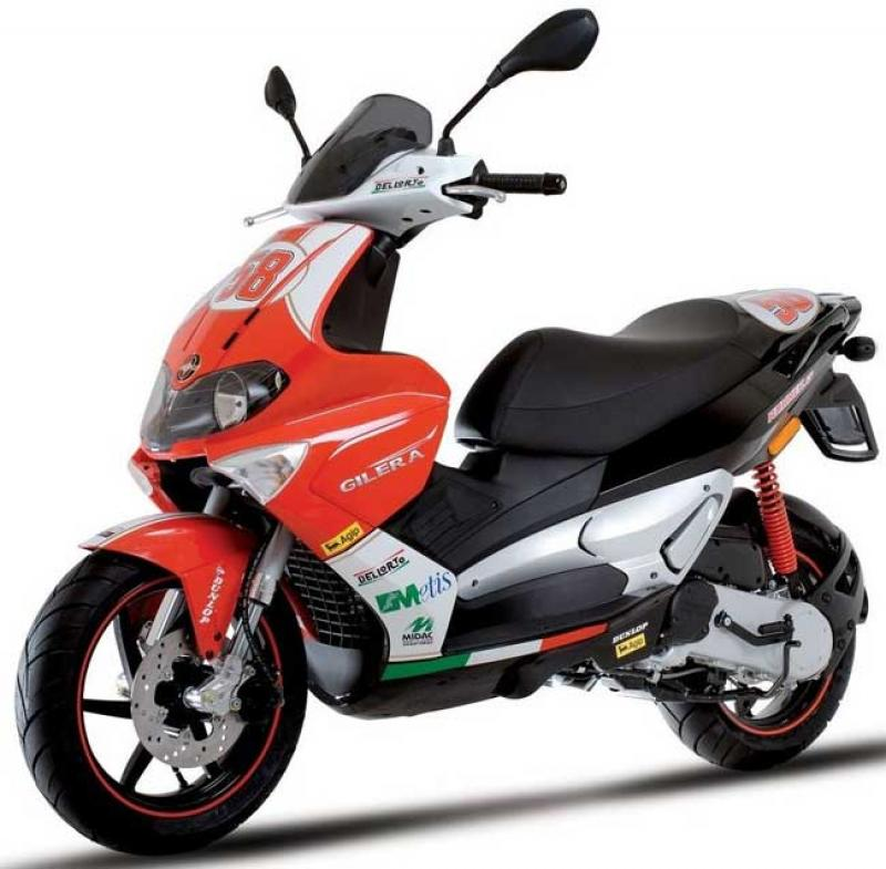 Gilera NGR 250 (reduced effect) #1