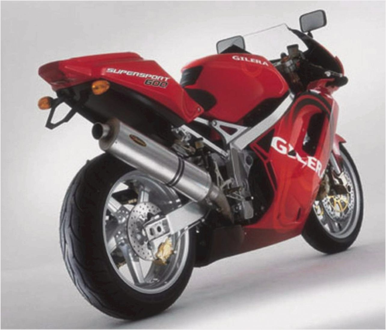 Gilera RC 600 C (reduced effect) #2
