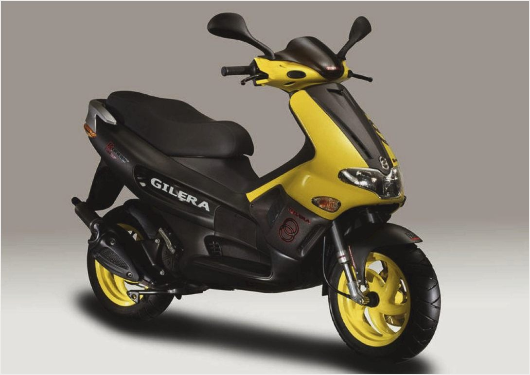2006 Gilera Runner Racing Replica #3