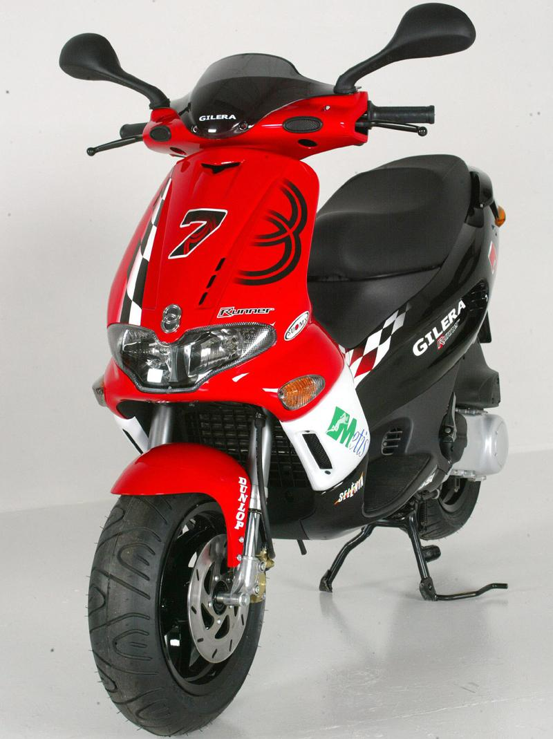 2006 Gilera Runner Racing Replica #7