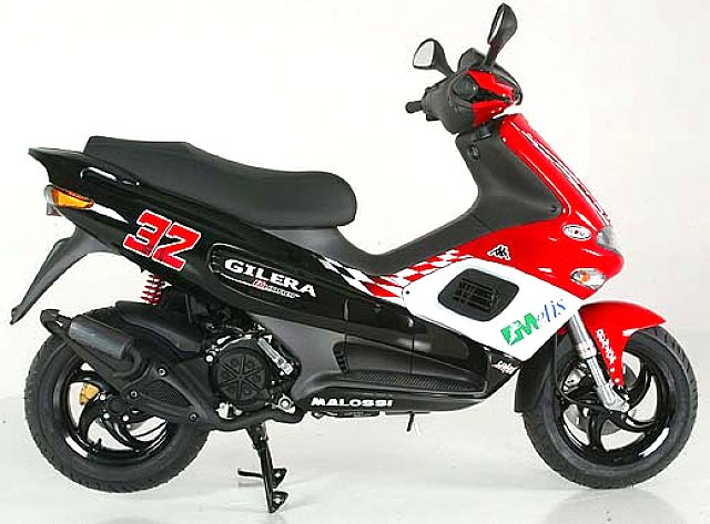 Gilera Runner Racing Replica #1